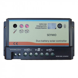 Panel toma 12v y 24 voltios