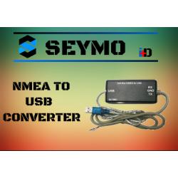Connexion PC à NMEA via USB