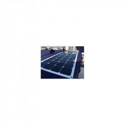 Panel solar flexible para...
