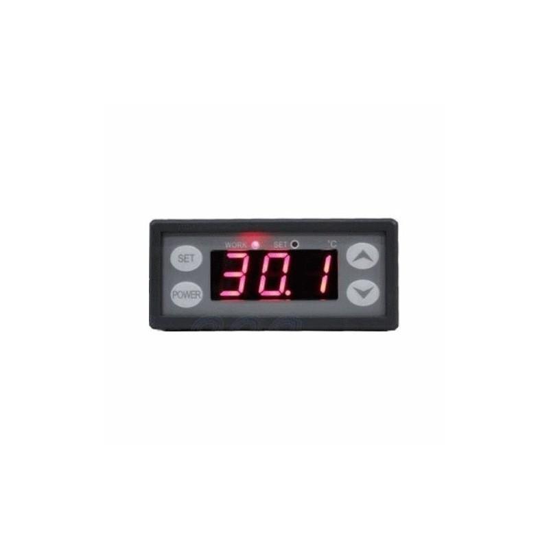 50A Ammeter A