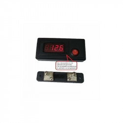 Voltmeter and Ammeter in a...