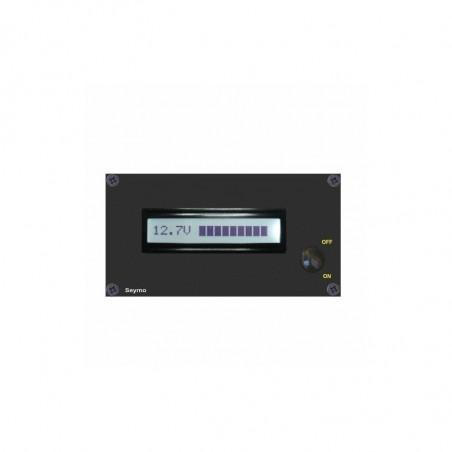 Analog Panel Voltmeter 12 V