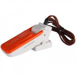Bilge pump circuit breaker