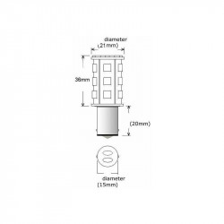 Panel 3 bilge pump with alarm level